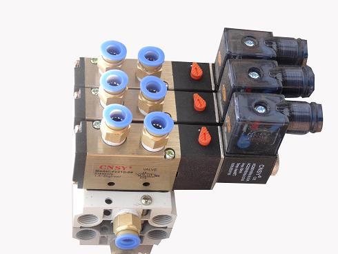 浸烫机配件(电磁阀组)